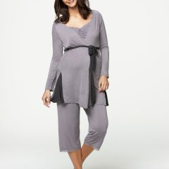 Apple Crumble Robe - Front